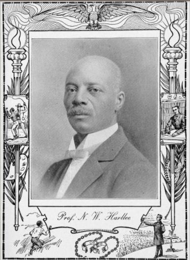Professor N.W. Harllee