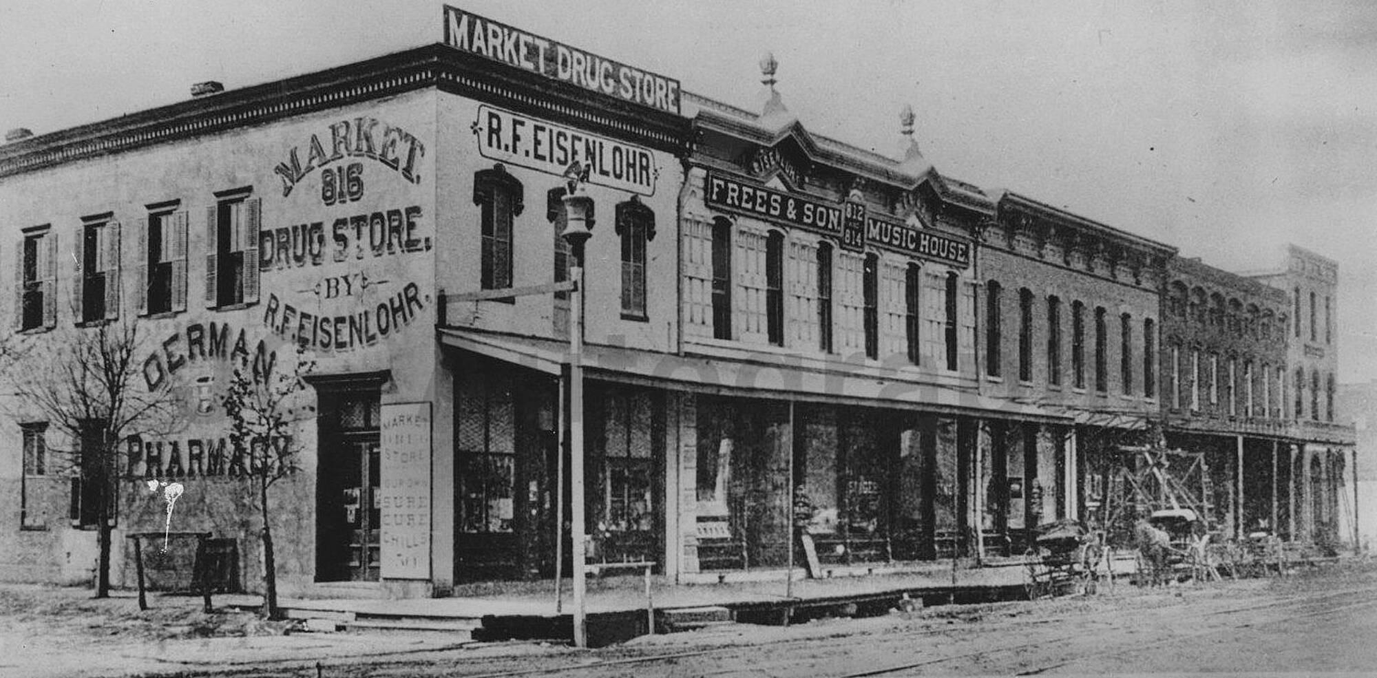 Dallas 1870S